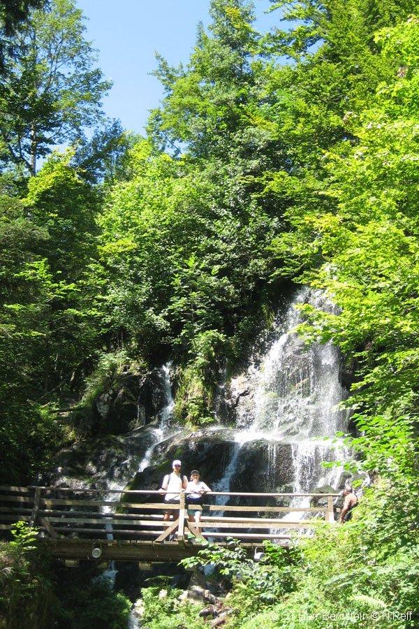 Cascade Andlau © OT-BB N.Reff