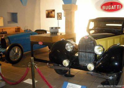 MOLSHEIM Musée de la Chartreuse  Fondation Bugatti ©c.fleith