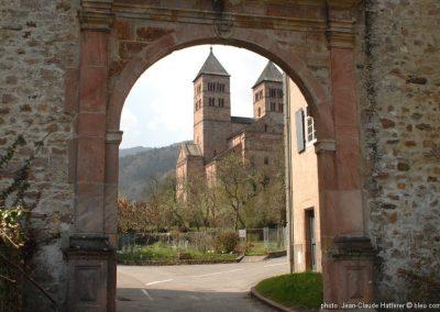MURBACH Abbaye ©bleu comm...