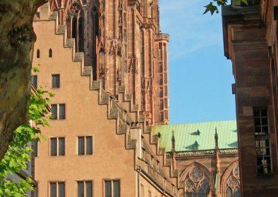 STRASBOURG Oeuvre Notre Dame © c.fleith